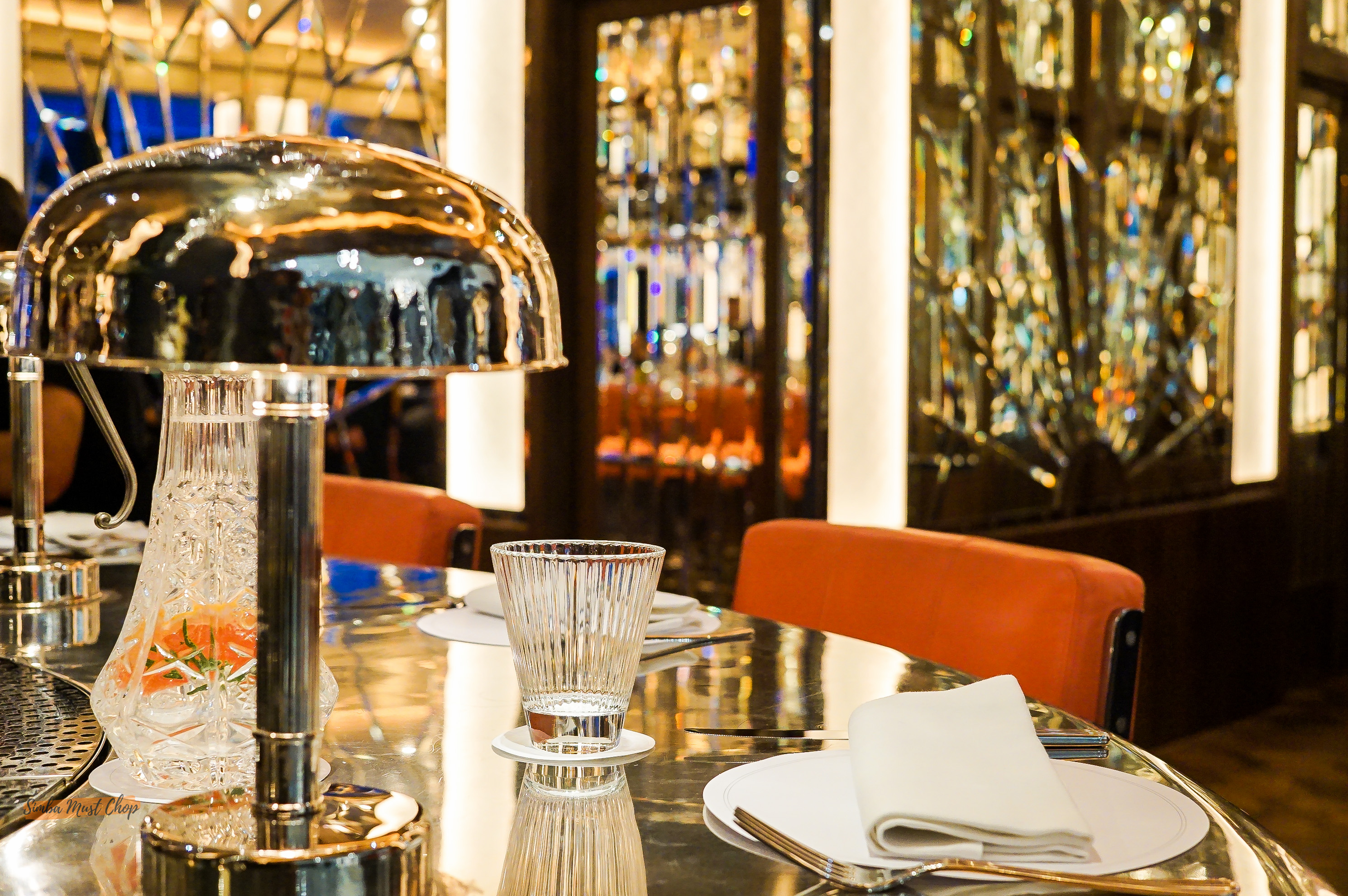 5727fb23e4f4 Do you love dining in a chic Art-Deco ambiance or even simply appreciate  art  Well you might need to update your to-do list with a visit to London s  new ...
