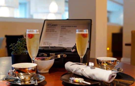 Retro Champagne Afternoon Tea at K West Hotel
