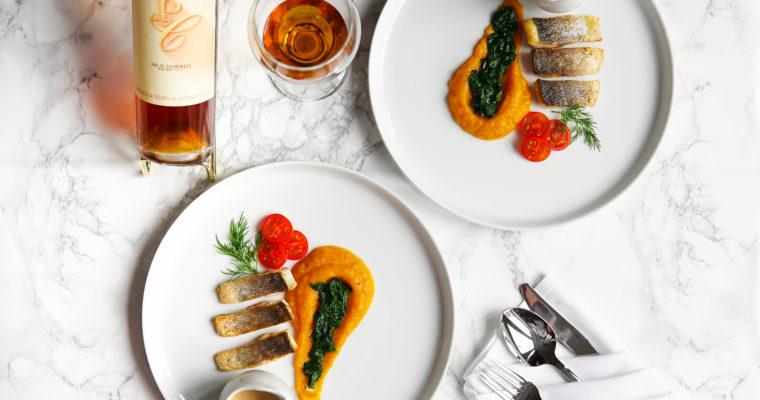Food & Wine pairing Recipe for International Sherry Week